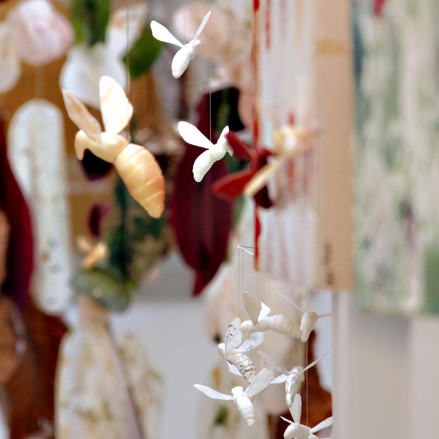 Sacred Pollinators: HoneyBees, Trees Atlanta Exhibit